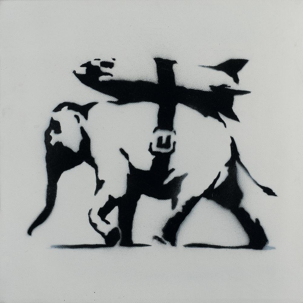 Heavy Weaponry Banksy