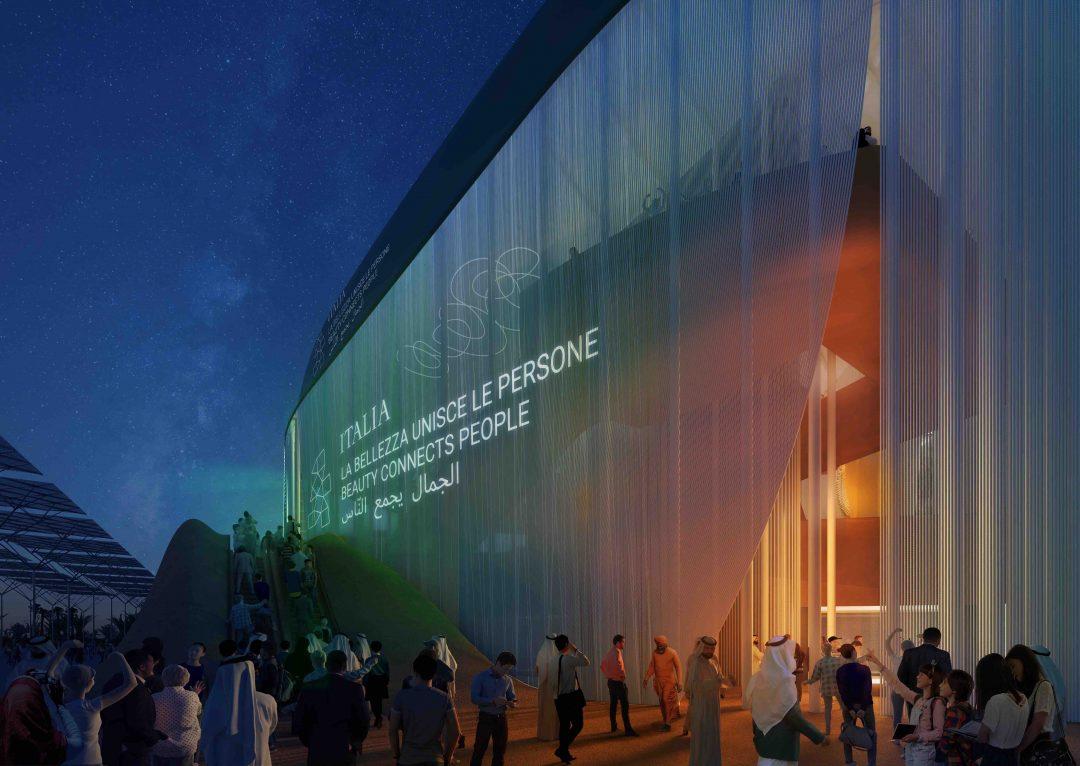 Il nuovo Rinascimento del padiglione Italia di Expo 2020