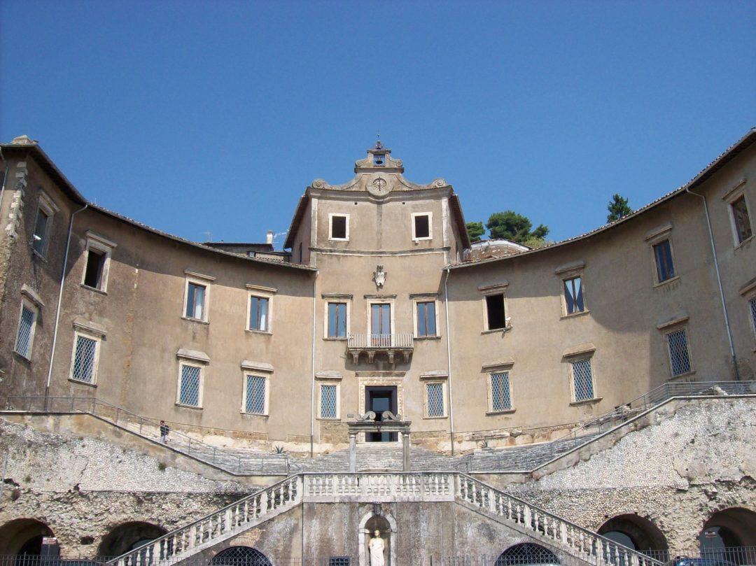Palazzo Colonna Barberini di Palestrina Lazio