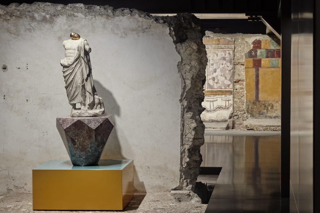 Un weekend a Brescia per vedere l'opera di Francesco Vezzoli Palcoscenici Archeologici Brescia