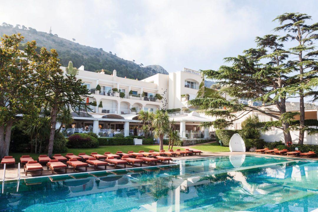 Medical Spa del Capri Palace Jumeirah