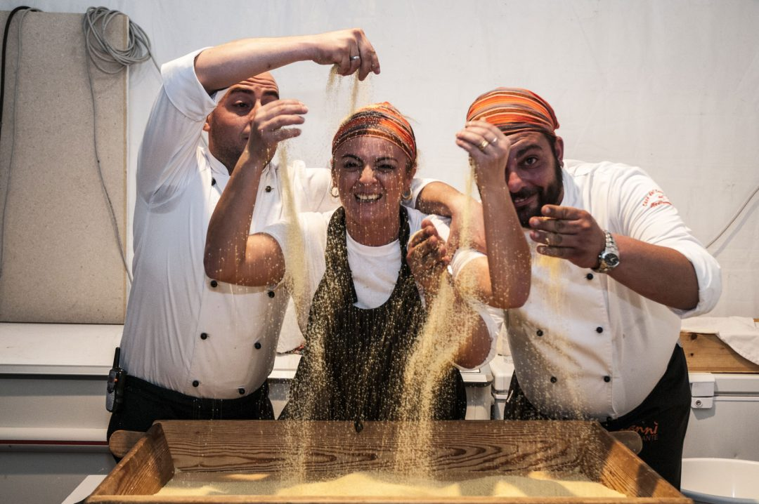 Il campionato italiano di cous cous