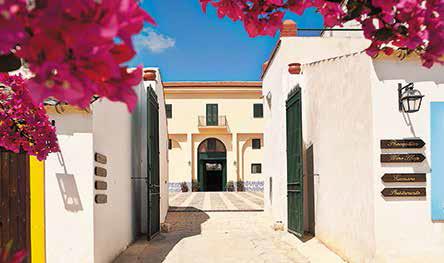 Sirignano Wine Resort, Monreale (Pa)
