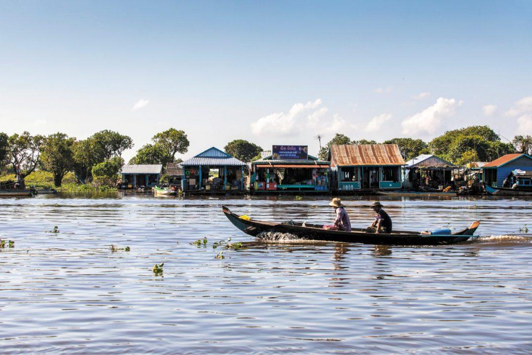 Cambogia, pietre e radici: le meraviglie di Angkor e del Tonle Sap