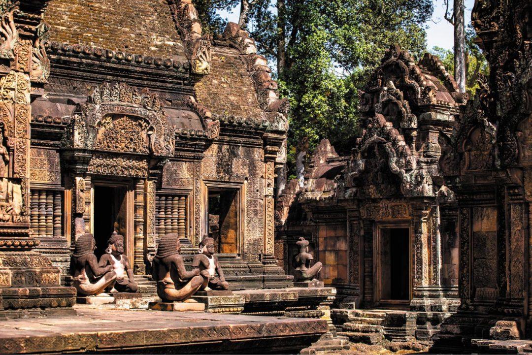 Viaggio in Cambogia, tra modernità e tradizione