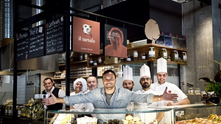 Foto Mercato Centrale Milano: viaggio tra gli artigiani del gusto