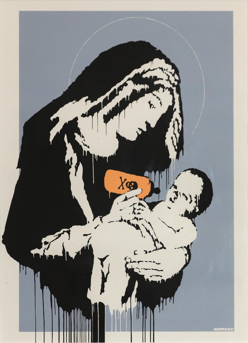 Virgin Mary (Toxic Mary)