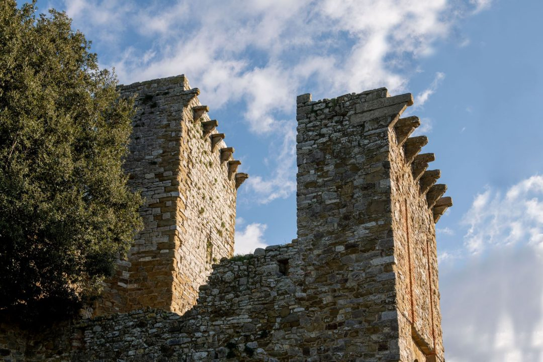 Montecolognola Umbria Giornate Nazionali dei Castelli
