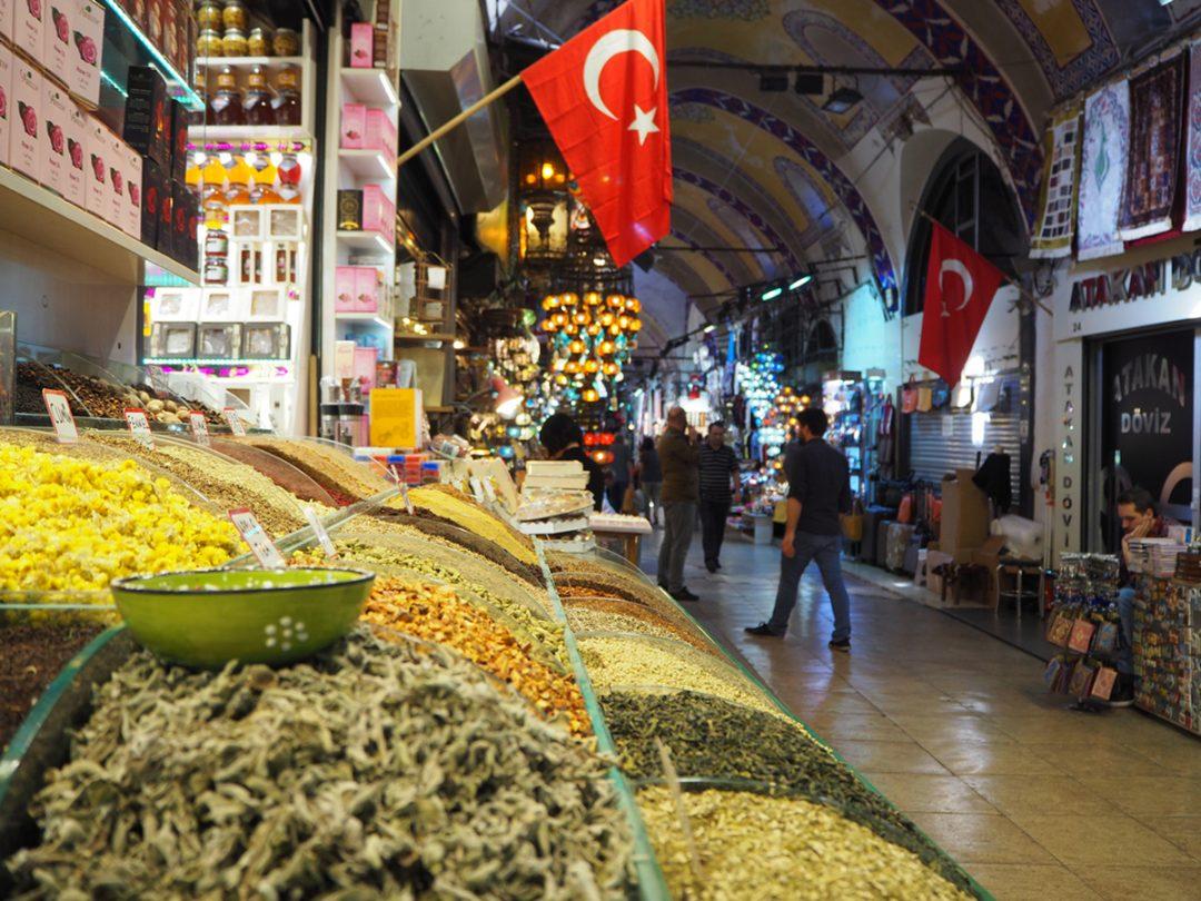 Bazar delle Spezie - Istanbul