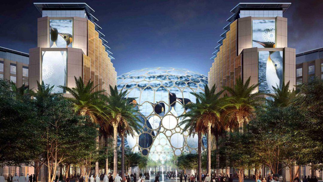 I big di Dubai Expo 2020