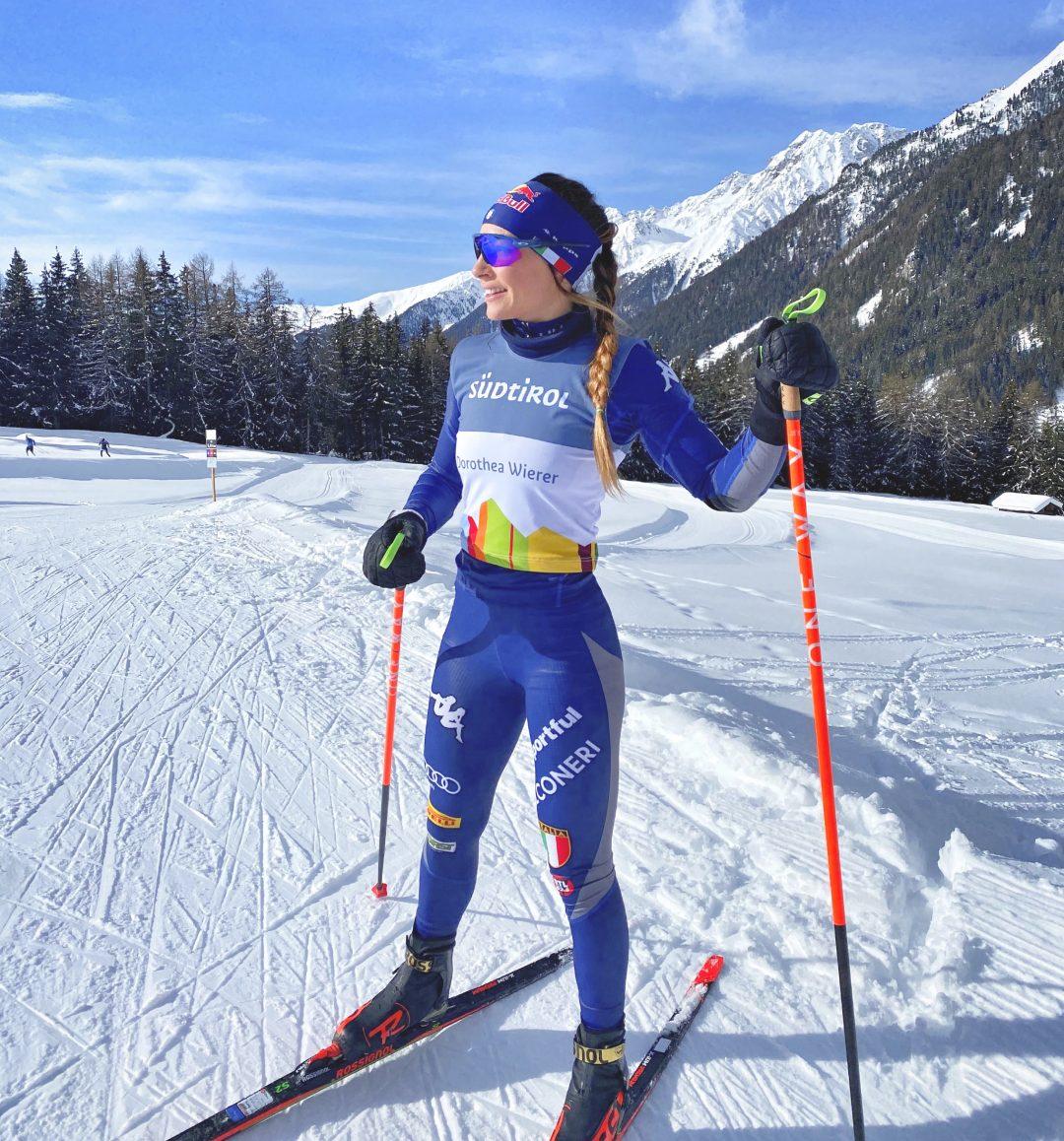 Inverno: sci di fondo in Alto Adige