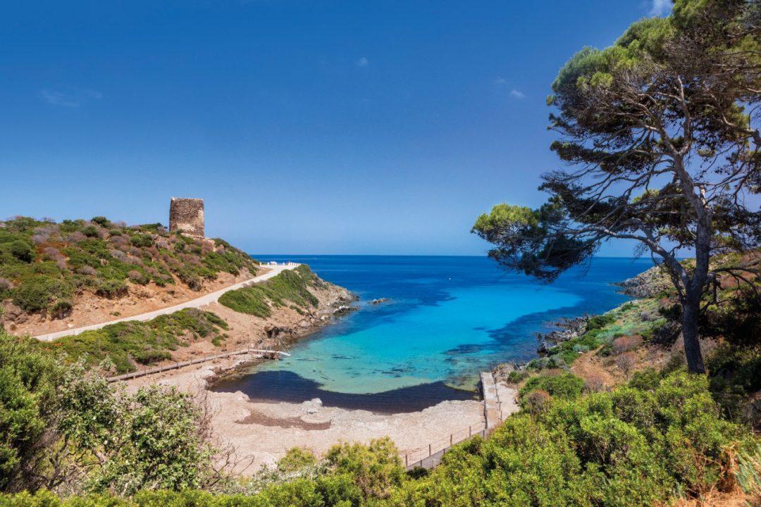 Turismo sostenibile all'Asinara