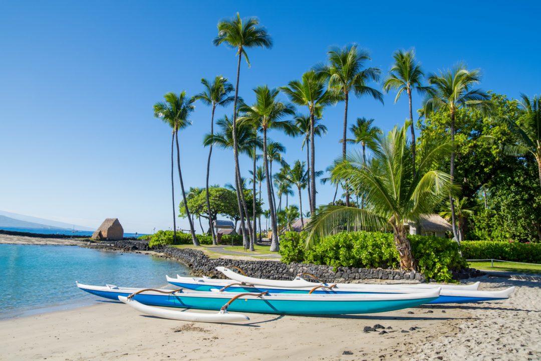 9° L'isola di Hawaii, Usa