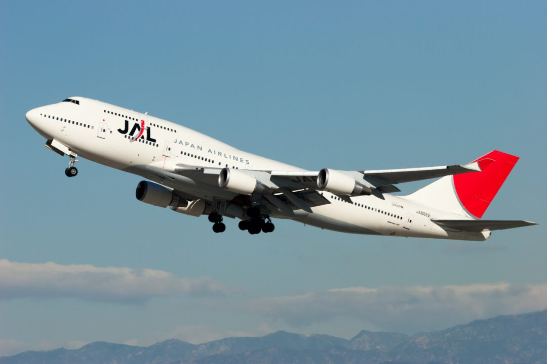 5° Japan Airlines