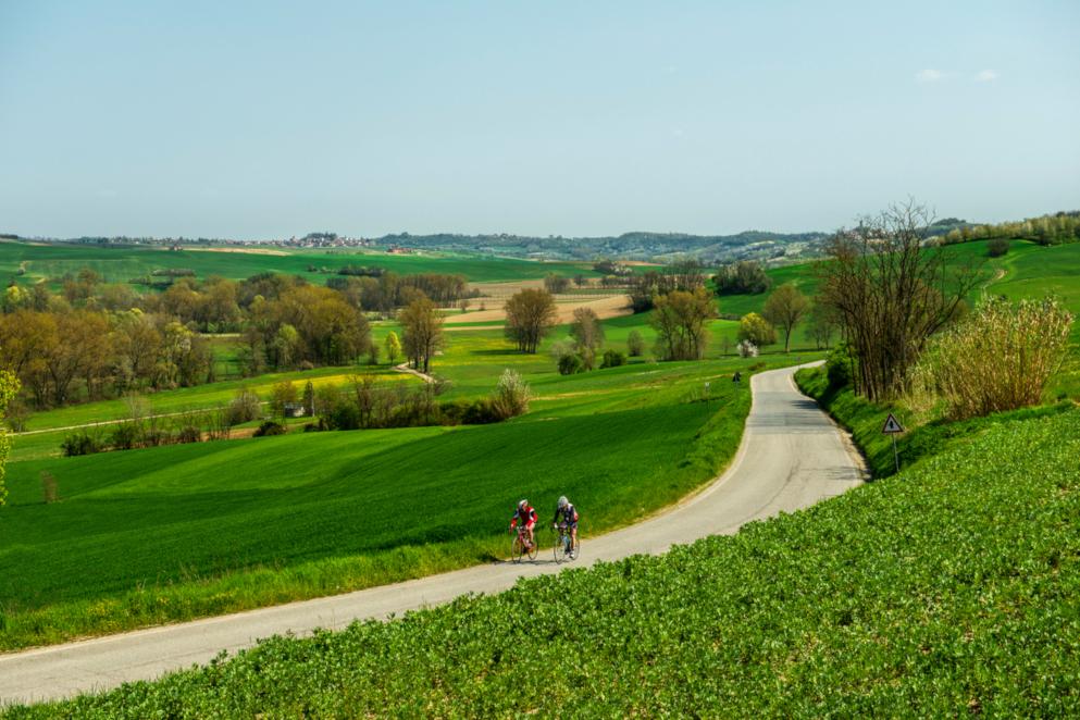 Grand Tour UNESCO del Piemonte in bicicletta: 600 km di bellezza su due ruote