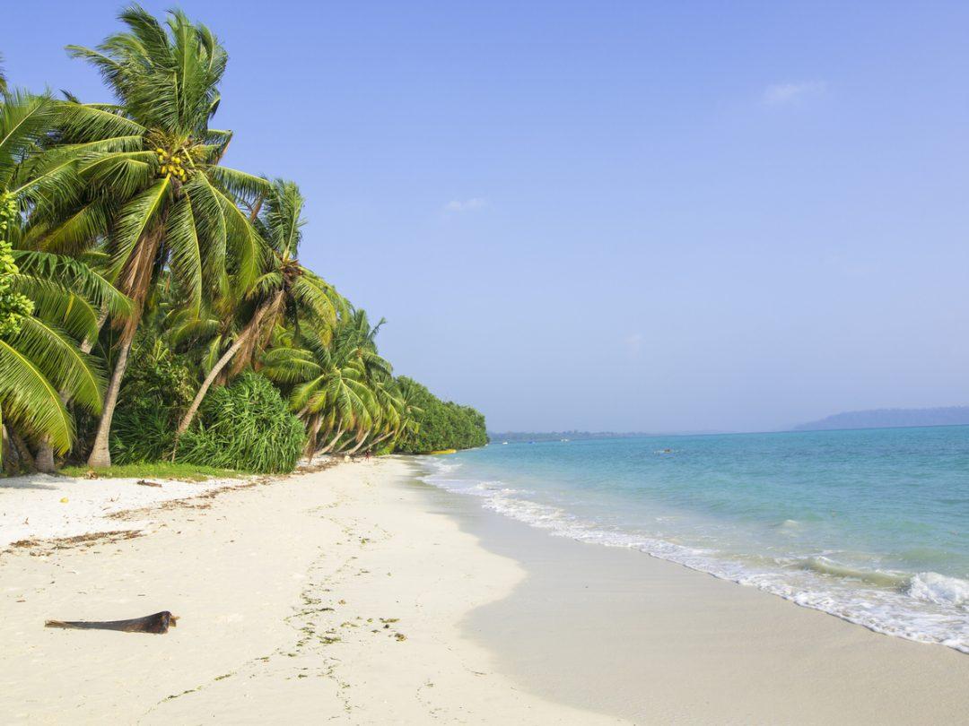 5° Le isole Andamane, India