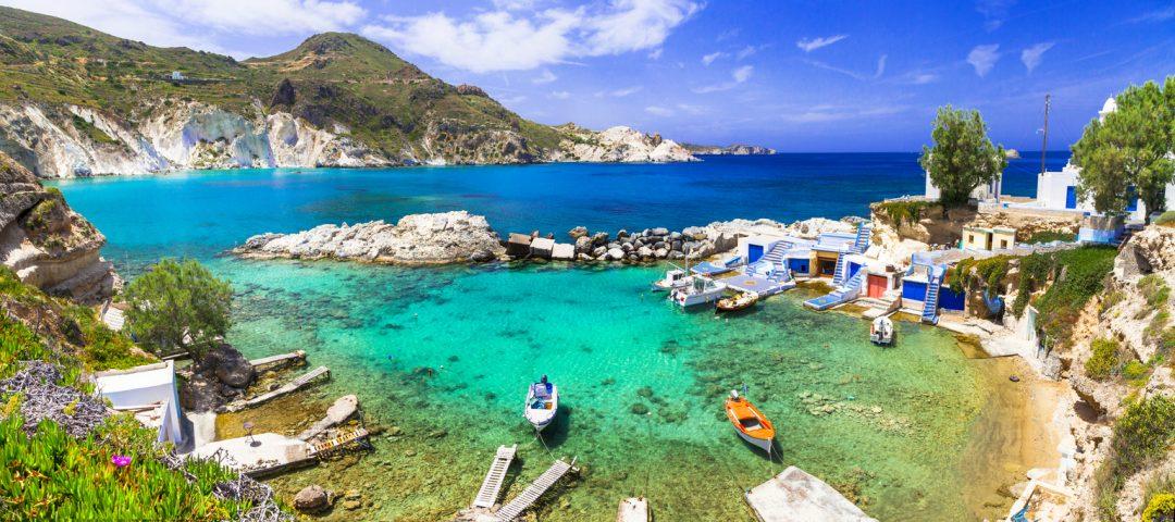 1° Isola di Milo, Grecia