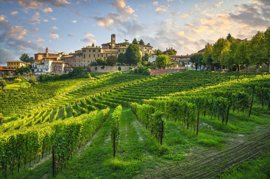 Il Grand Tour Unesco del Piemonte in bicicletta tocca anche le Langhe, patrimonio dell'Umanità
