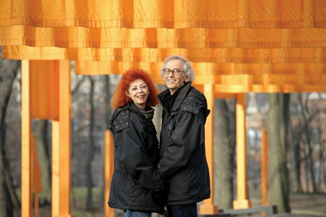 Christo e Jeanne-Claude, The Gates, Central Park, New York