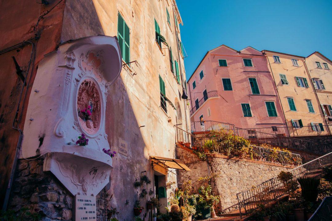 Parasio Liguria Giornate dei Castelli