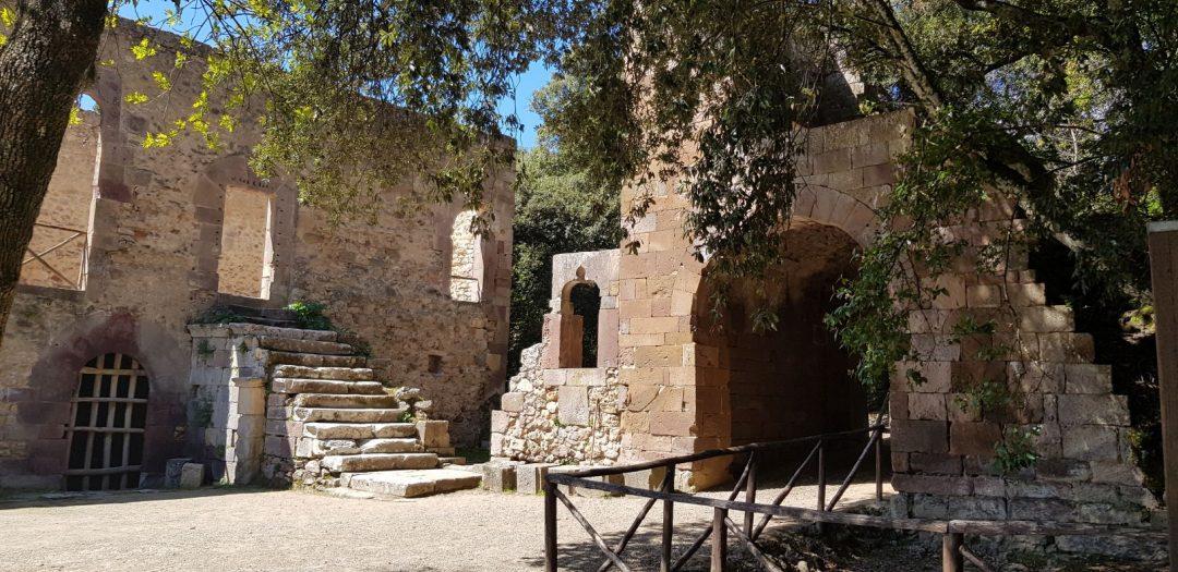 Castello Aymerich Laconi Sardegna