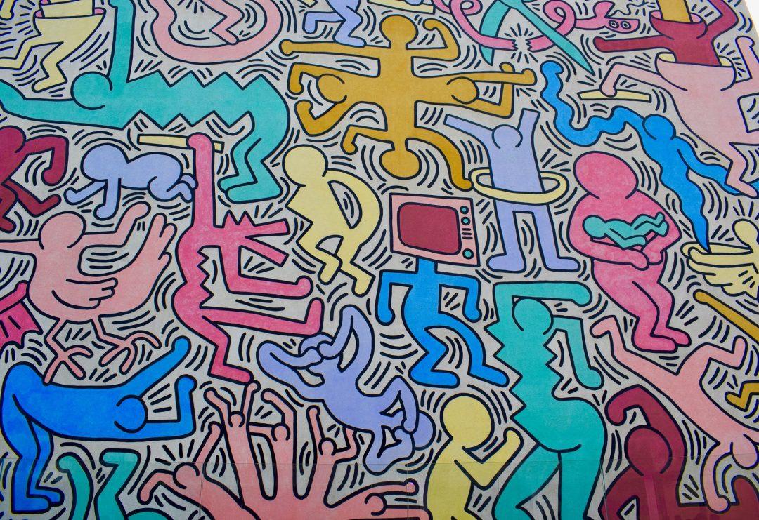 Keith Haring, Tuttomondo