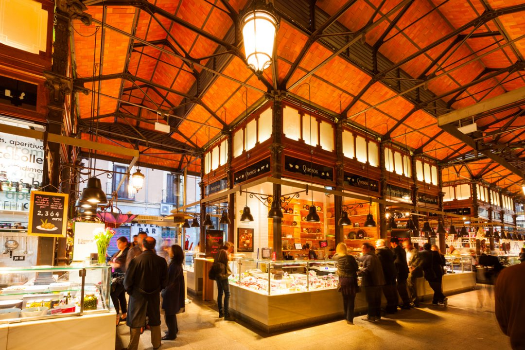 Mercado de San Miguel - Madrid