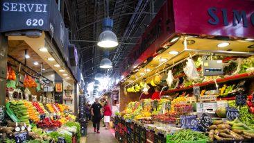 mercati alimentari