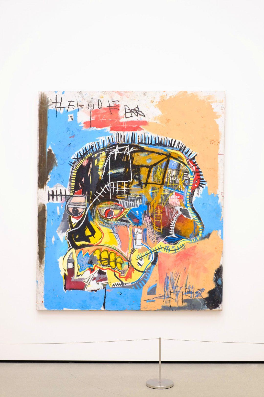 Basquiat The Broad Los Angeles