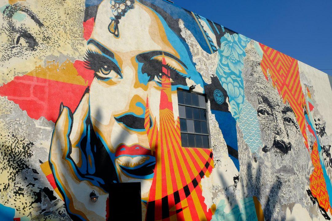 ShepardFairey, Los Angeles