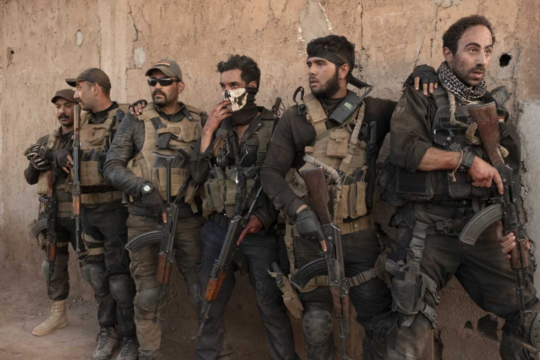 Mosul - Netflix