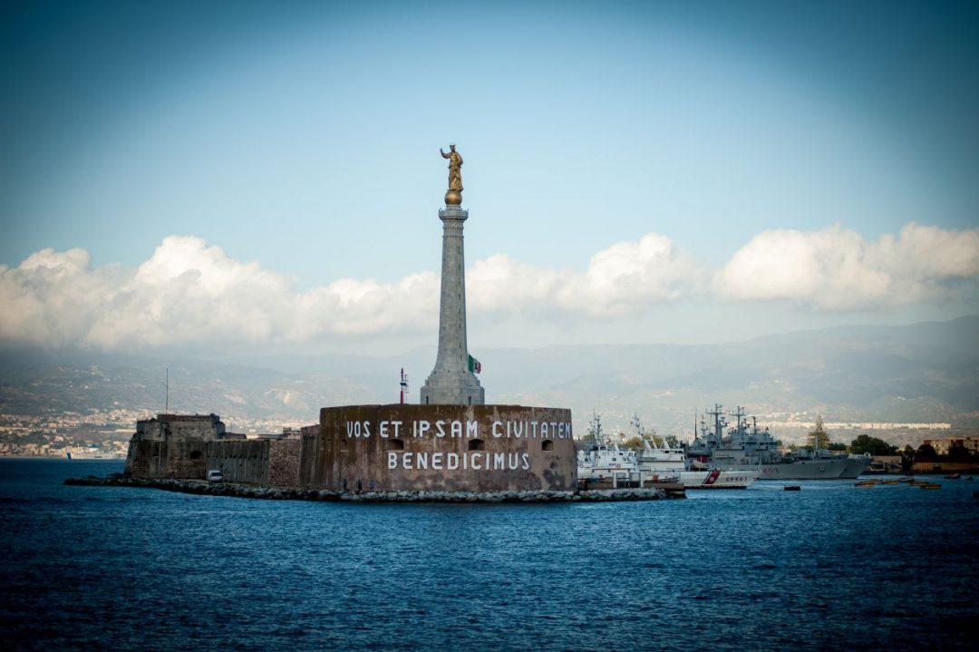 Lanterna del Montorsoli Messina Giornate dei Castelli