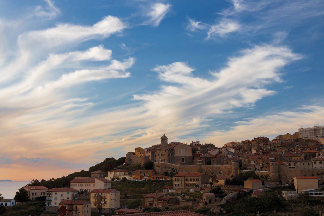 Giglio Castello: Ansonica e terrazzamenti
