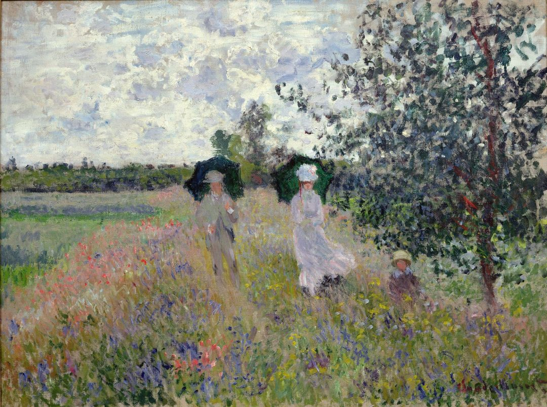 Mostre autunno 2021 Monet Milano