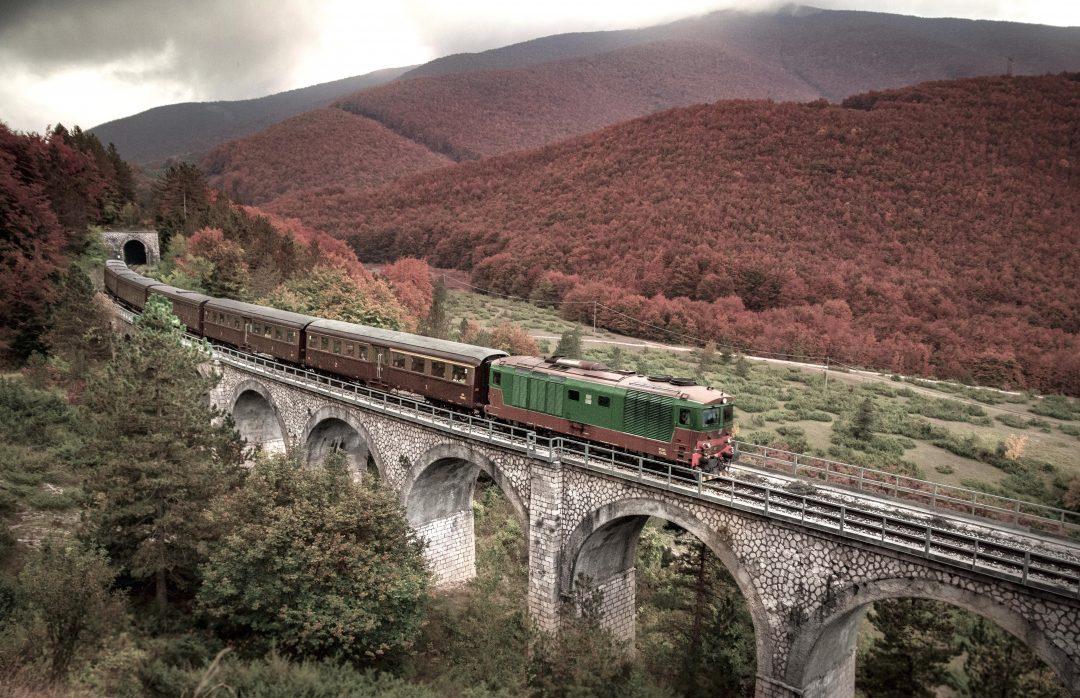 treni del foliage in Italia