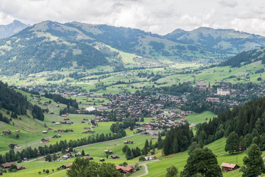 Gstaad, famosa ma ancora autentica