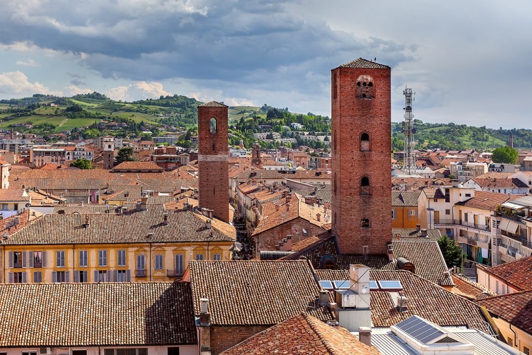 Alba, città di storia