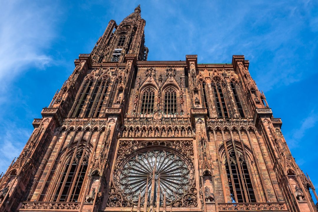 Cattedrale di Notre-Dame, Strasburgo (Francia)