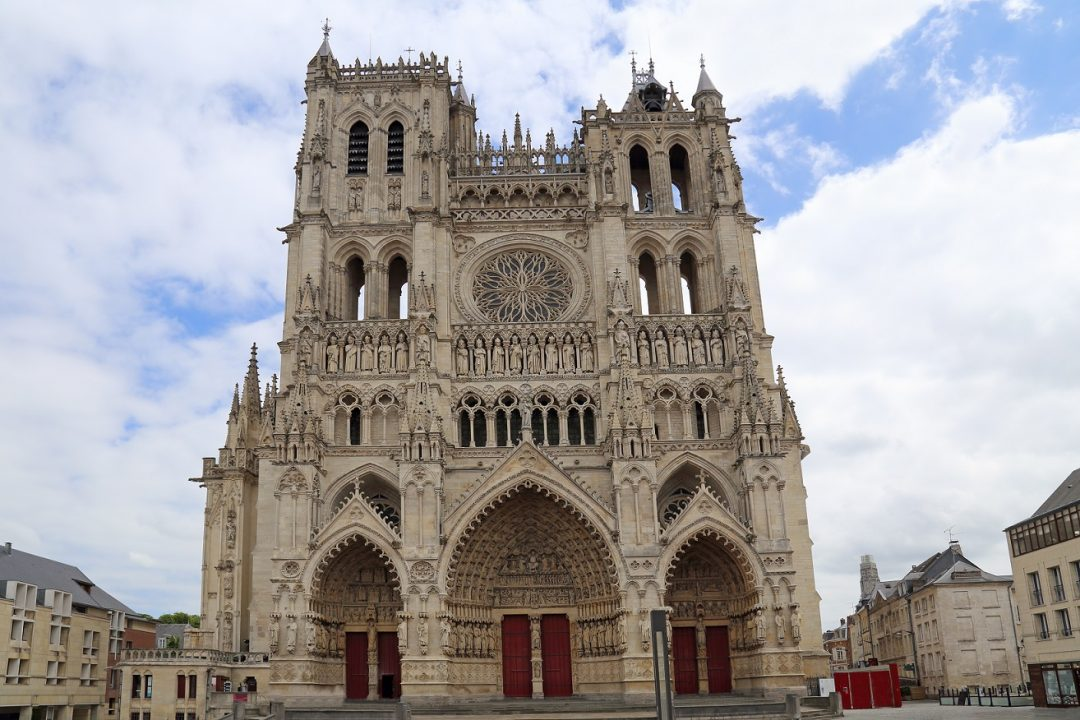 Cattedrale di Notre-Dame, Amiens (Francia)