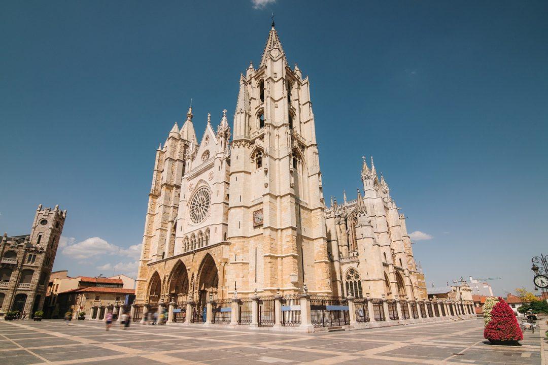 Cattedrale di Leon (Spagna)