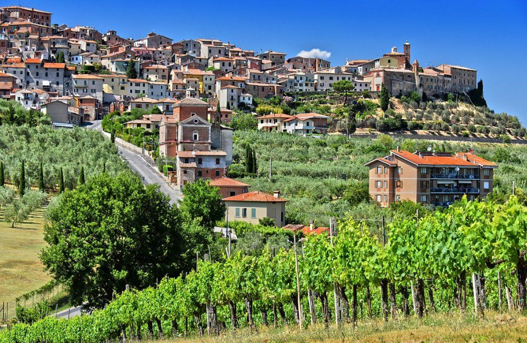 Chianciano Terme, Siena (Toscana)