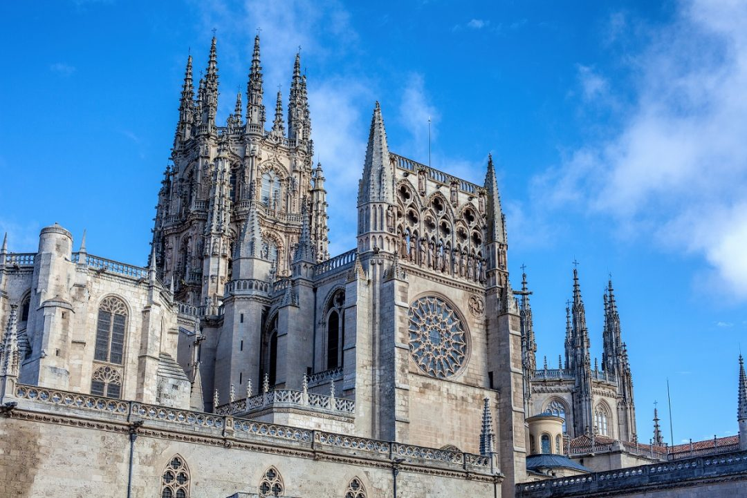 Cattedrale di Burgos (Spagna)