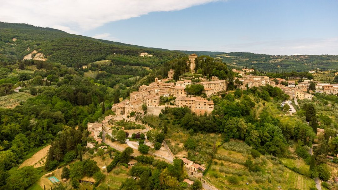 Cetona, Siena (Toscana)