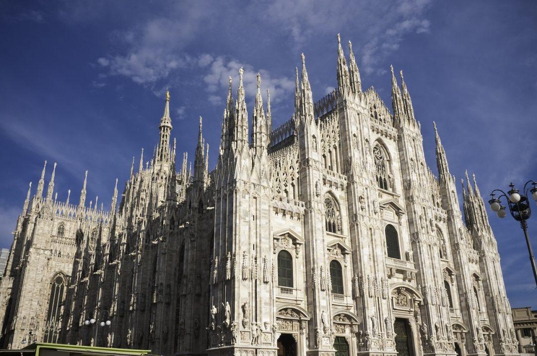 Duomo di Milano (Italia)