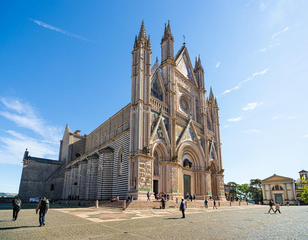 Duomo di Orvieto (Italia)