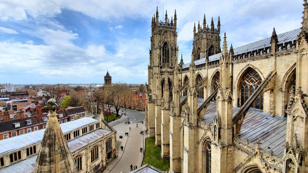 Cattedrale di san Pietro, York (Gran Bretagna)