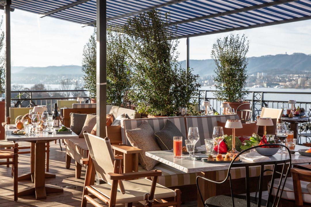 Zurigo, prima tappa deluxe: La Réserve Eden au Lac
