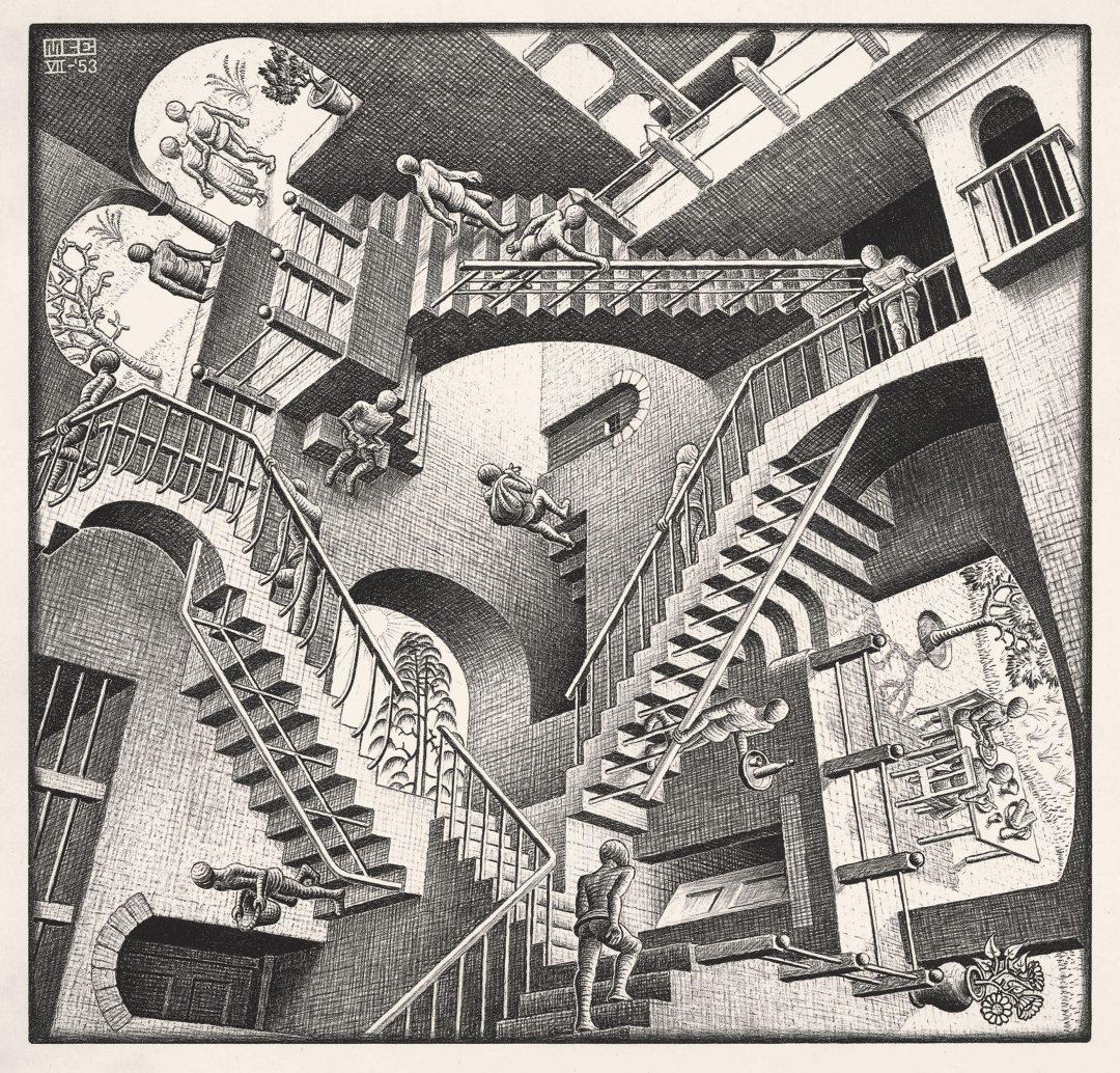 Mostre autunno 2021: Escher Palazzo Ducale Genova