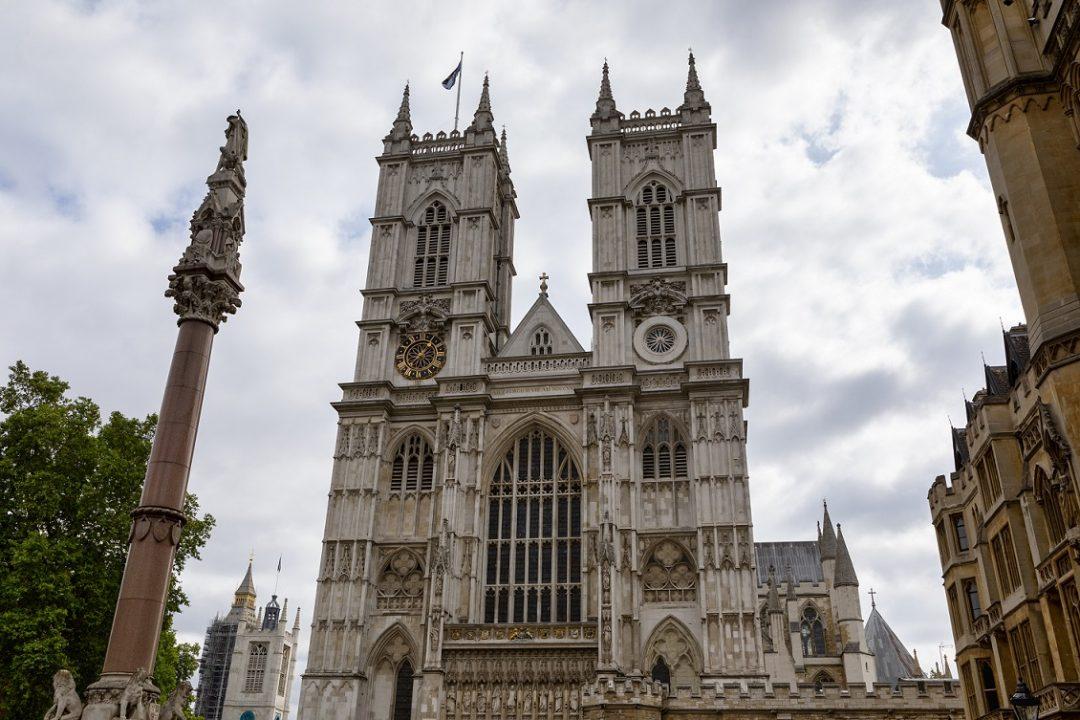 Abbazia di Westminster, Londra (Gran Bretagna)