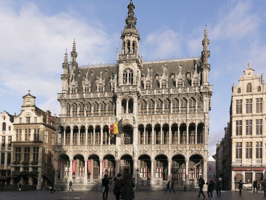 Maison du Roi, Bruxelles (Belgio)